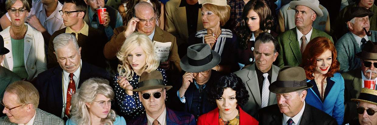 Alex Prager-Face In The Crowd